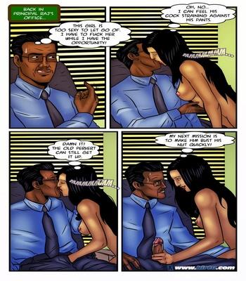 Miss Rita 18 - Rukma's Revenge Plan Plays Out 17 free sex comic