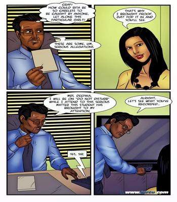 Miss Rita 18 - Rukma's Revenge Plan Plays Out 7 free sex comic
