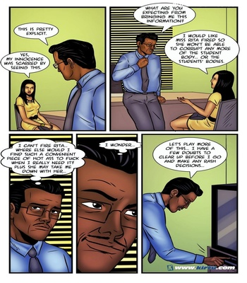 Miss Rita 18 - Rukma's Revenge Plan Plays Out 9 free sex comic