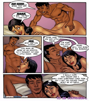 Miss Rita 6 - Date Night Sex Comic