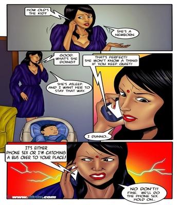Miss Rita 8 - Talking Dirty 14 free sex comic