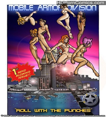 Porn Comics - Mobile Armor Division 1 – Roll With The Punches Sex Comic