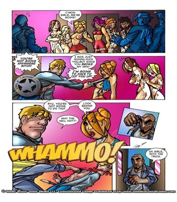 Mobile Armor Division 1 – Roll With The Punches Sex Comic