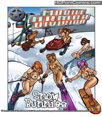 Porn Comics - Mobile Armor Division 3 – Snow Bunnies Sex Comic