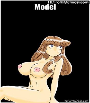 Porn Comics - Model Sex Comic