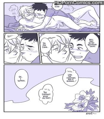 Modern Love comic porn