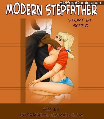 Porn Comics - Modern Stepfather 1 Sex Comic