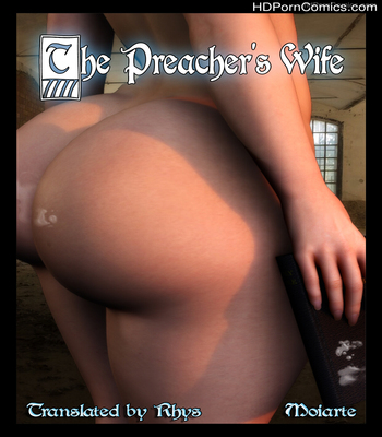 Porn Comics - Moiarte – The Preacher's Wife free Cartoon Porn Comic