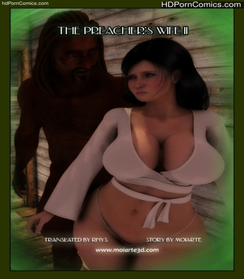 Porn Comics - Moiarte -The Preacher's Wife 2 free Cartoon Porn Comic