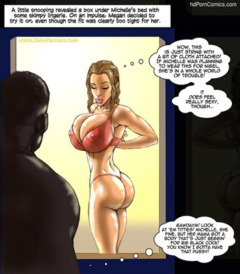Mom Pounded Because Daughter Is Grounded comic porn sex 9