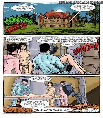 Porn Comics - Monster Channel 57 free Cartoon Porn Comic