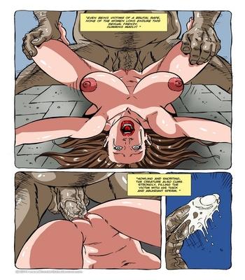 Monster Violation 10 – Gullah, The God Gorilla Sex Comic sex 5