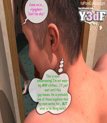 Motel8 free sex comic