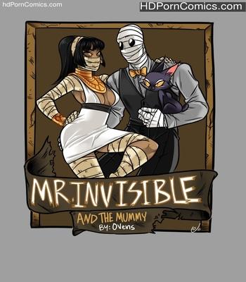Porn Comics - Mr Invisible & The Mummy