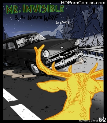 Porn Comics - Mr Invisible & The Werewolf