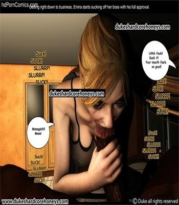 Mrs Hani 07- Big Ass 3D24 free sex comic