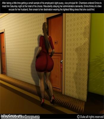 Mrs Hani 07- Big Ass 3D3 free sex comic