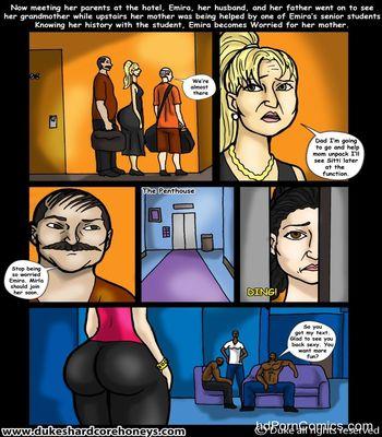 Mrs. Hani 5,6- Big Ass Lebanese Teacher free Cartoon Porn Comic sex 13