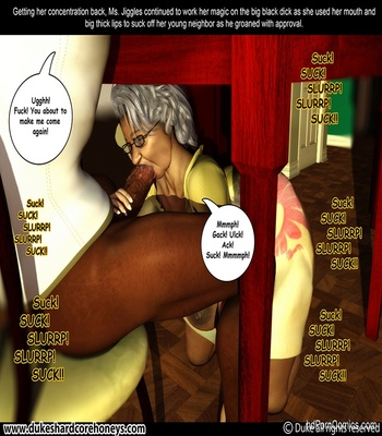 Ms Jiggles 3D 4 Sex Comic sex 4