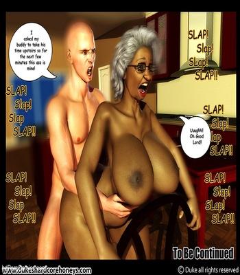 Ms Jiggles 3D 5 Sex Comic