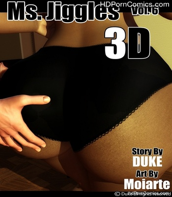 Porn Comics - Ms Jiggles 3D 6 Sex Comic