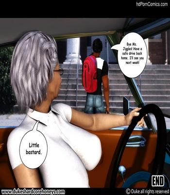 Ms Jiggles 3D 7 Sex Comic
