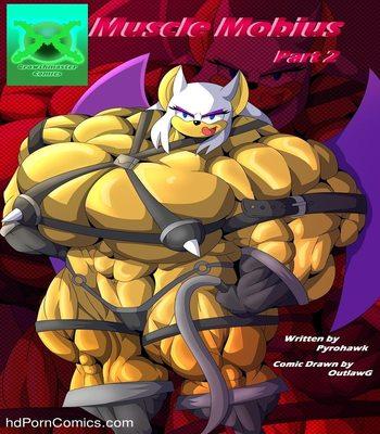 Muscle Mobius Ch. 1-3 free Cartoon Porn Comic sex 23