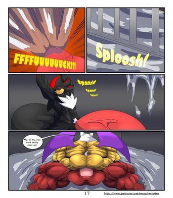 Muscle Mobius Ch. 1-3 free Cartoon Porn Comic sex 39