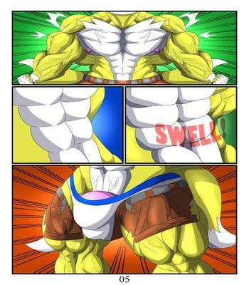 Muscle Mobius Ch. 1-3 free Cartoon Porn Comic sex 6