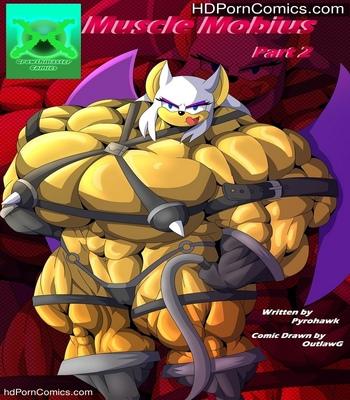 Muscle Mobius 2 comic porn