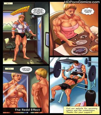 Musclefan- Dueling Divas free Cartoon Porn Comic