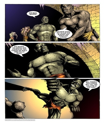 Mutant's World 1 – The Rise Of The Mutants Sex Comic
