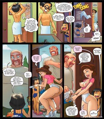 My Hot Ass Neighbor Chapter 07 – Porncomics free Porn Comic sex 5