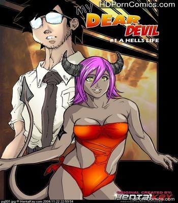 Porn Comics - My Dear Devil 1 – A Hells Life Sex Comic