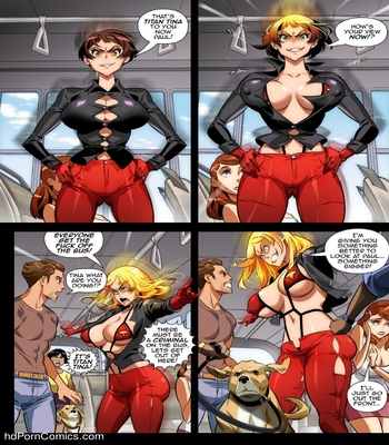 My Giantess Ex-Girlfriend 2 Sex Comic sex 5