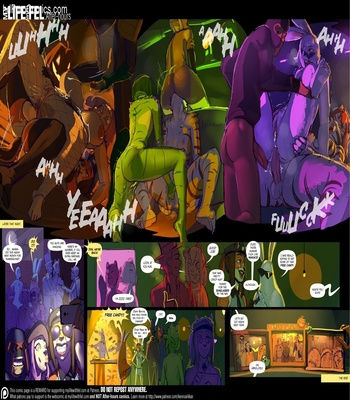 My Life With Fel – After-Hours 11 Sex Comic