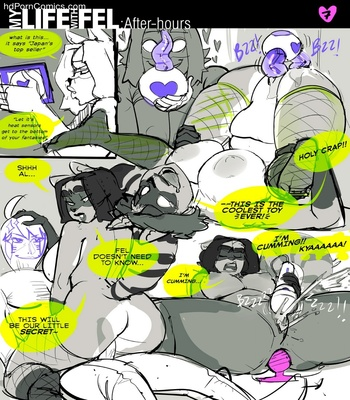 My Life With Fel – After-Hours 1 Sex Comic