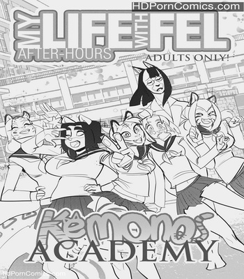 Porn Comics - My Life With Fel – Kemono Academy Sex Comic