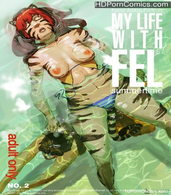 Porn Comics - My Life With Fel – Summertime Sex Comic