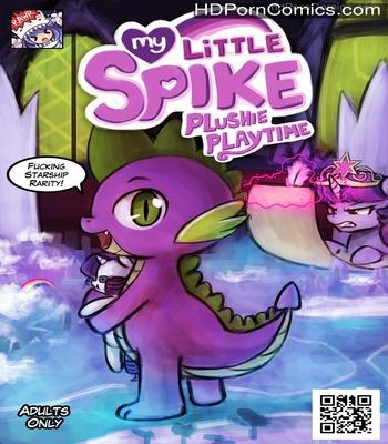 Porn Comics - My Little Spike – Plushie Playtime Sex Comic