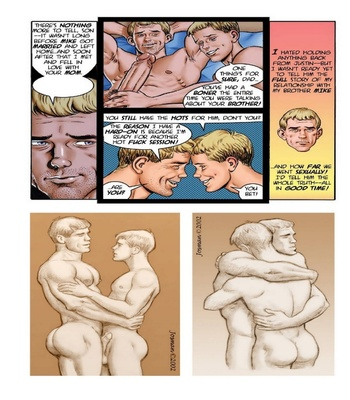 My Wild & Raunchy Son 2 Sex Comic