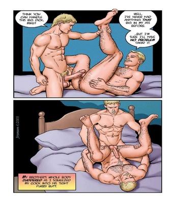 My Wild & Raunchy Son 3 Sex Comic sex 12
