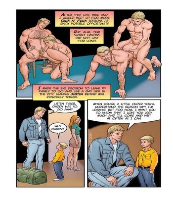 My Wild & Raunchy Son 3 Sex Comic sex 15