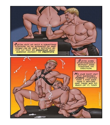 My Wild & Raunchy Son 3 Sex Comic sex 29