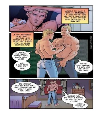 My Wild & Raunchy Son 3 Sex Comic sex 7