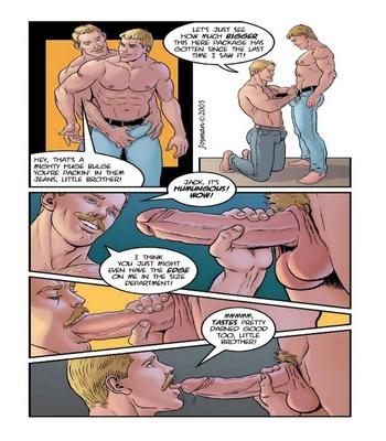 My Wild & Raunchy Son 3 Sex Comic sex 8