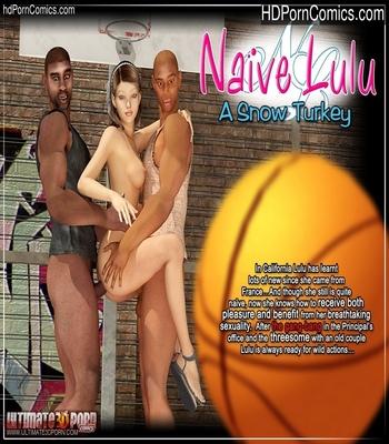 Porn Comics - Naive Lulu 2 Sex Comic