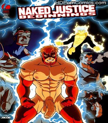 Porn Comics - Naked Justice – Beginnings 1 Sex Comic