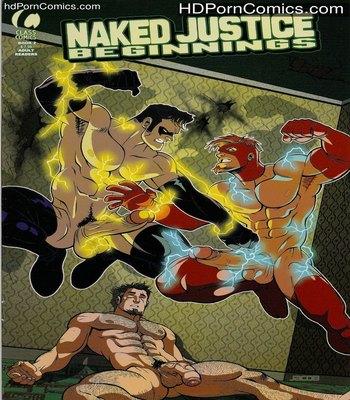 Porn Comics - Naked Justice – Beginnings 2 Sex Comic