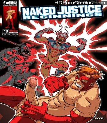 Porn Comics - Naked Justice – Beginnings 3 Sex Comic